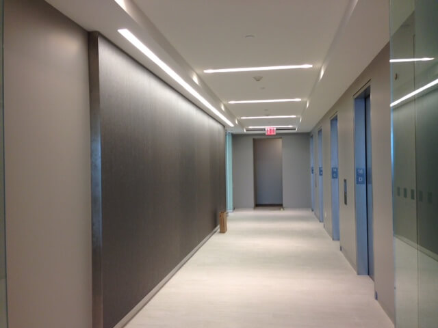 Brand New Building With Column Free Pre Built Office Spaces